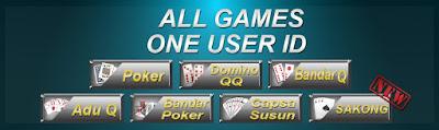 Incarqq.net menyediakan Permainan yang beragam mulai dari Poker hingga Sakong dan Capsa Online