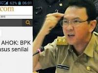 PP Muhammadiyah: Ternyata Ahok BUKAN Model Antikorupsi, TAK Seperti Gaya Pencitraannya