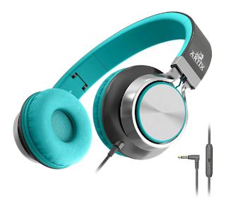 Artix Foldable Headphone CL750