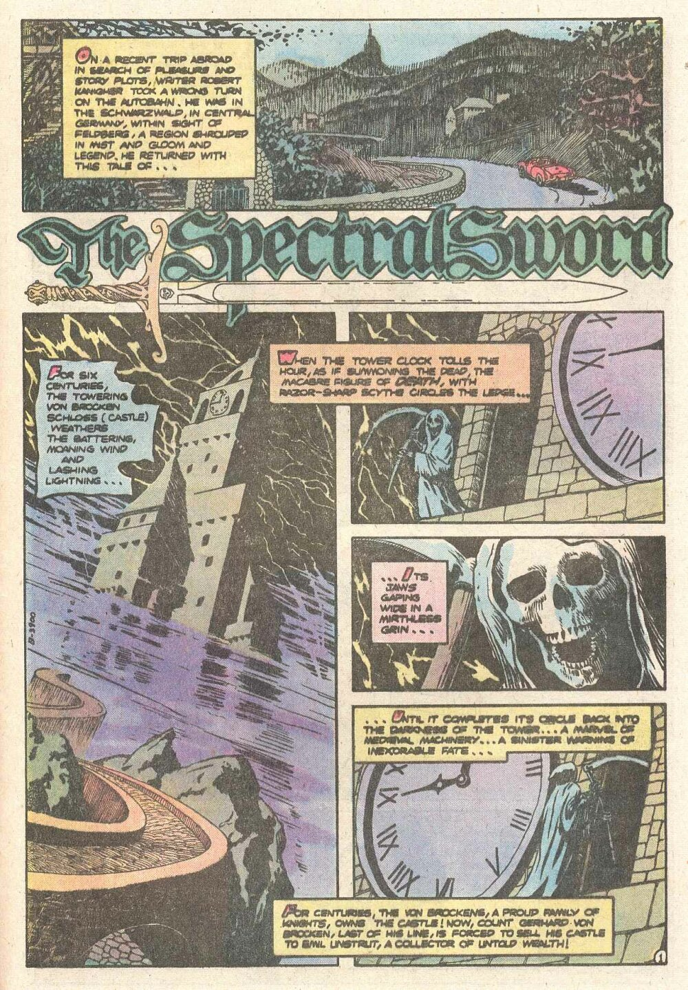 Read online Ghosts comic -  Issue #67 - 14