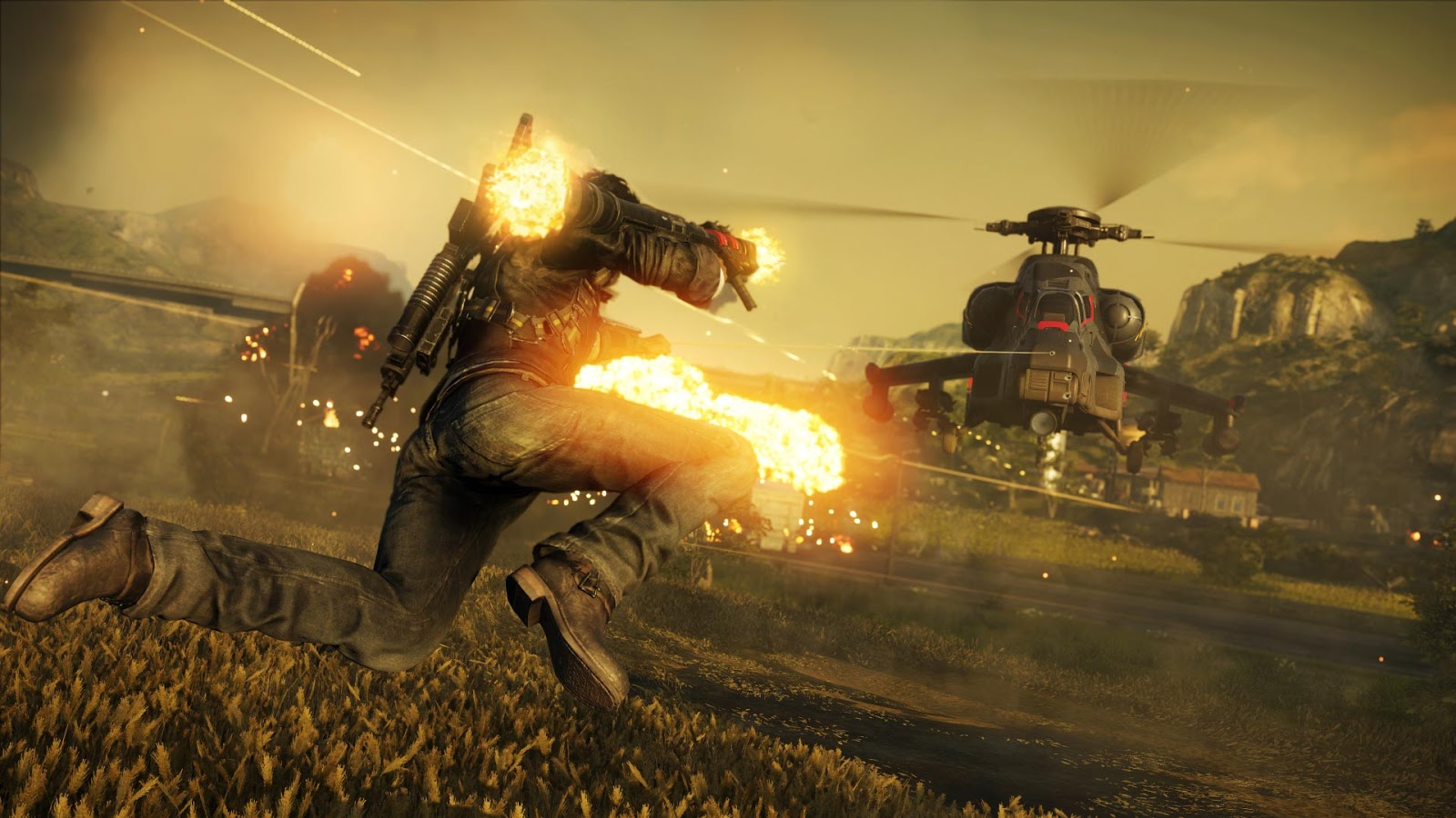 Just Cause 4 PC ESPAÑOL (CPY) 1