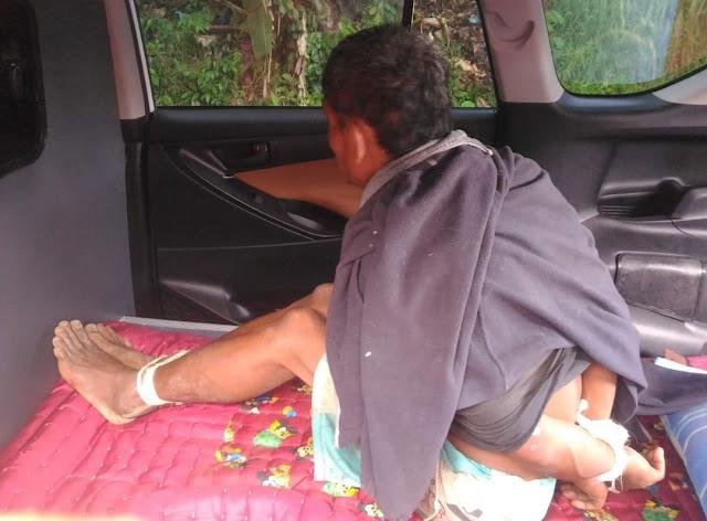 Mengalami Gangguan Jiwa, Niko Ditangkap dan Dilarikan ke Rumah Sakit Jiwa Dadi