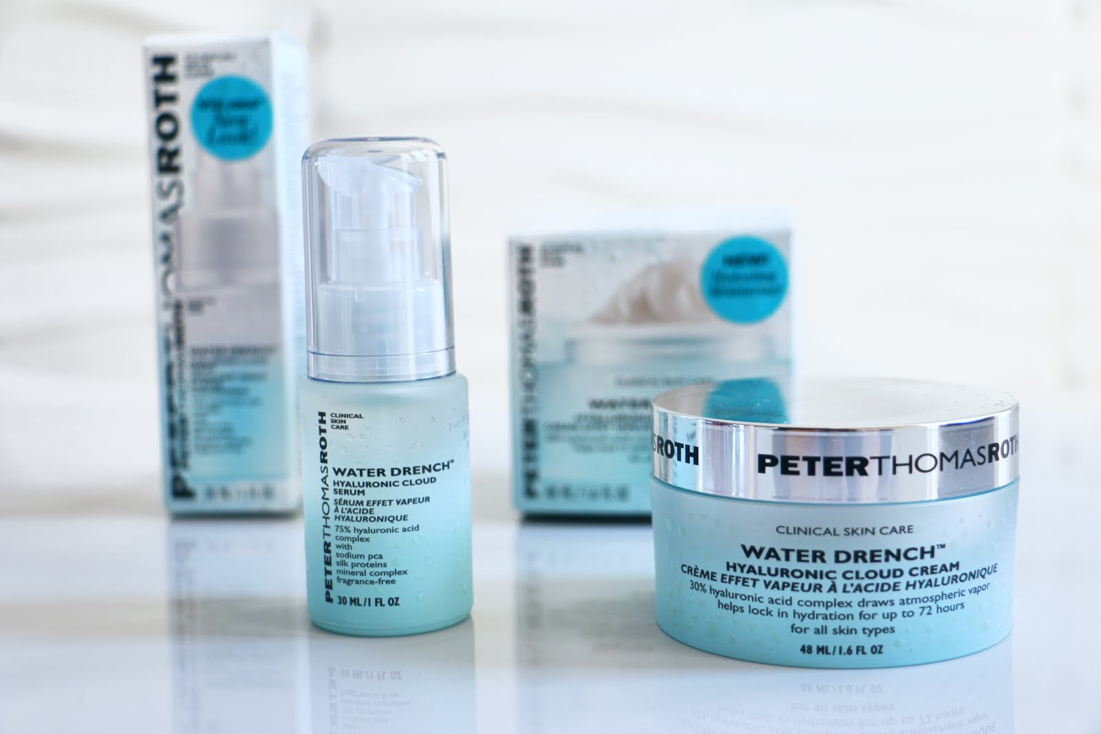 Peter-Thomas-Roth-Water-Drench-Hyaluronic-Cloud-Cream-and-Serum-Vivi-Brizuela-PinkOrchidMakeup