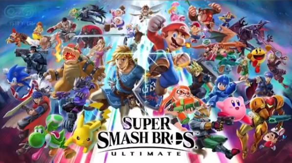 Super Smash Bros. Ultimate' Smash World Mobile Service Revealed