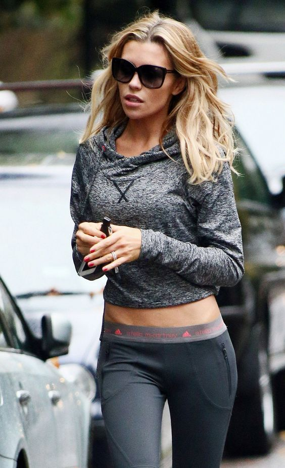 Who Look Flawless Even in #Workout Clothes