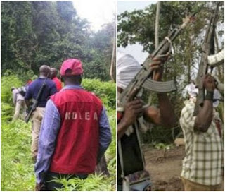 3 NDLEA officials killed by unknown gunmen in Kogi State 2