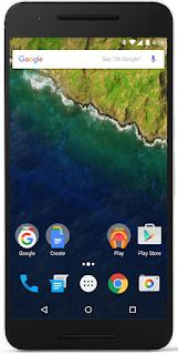 Cara Reset HUAWEI Nexus 6P lupa pola / password