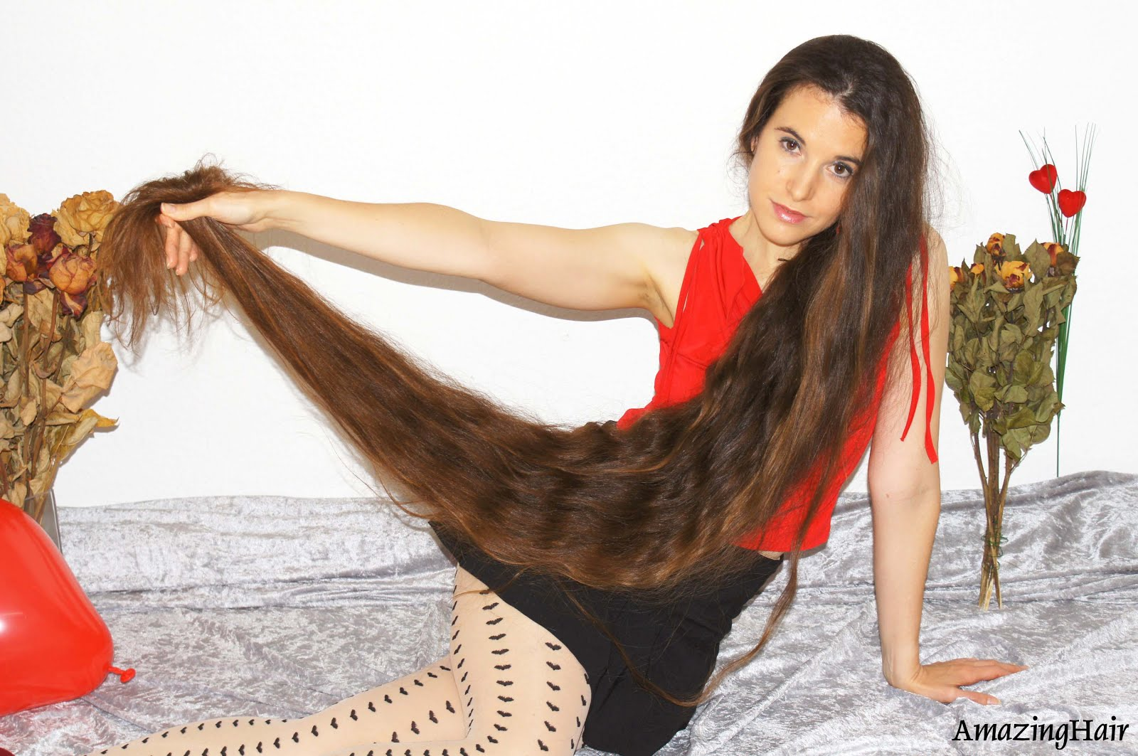 Q hacer para tener el pelo largo