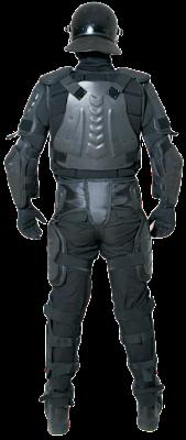 HWI Elite Defender Full Riot Suit Set