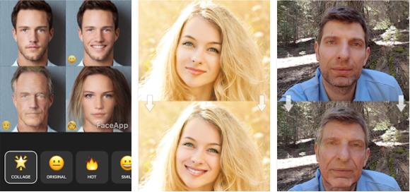 Screenshot FaceApp Pro