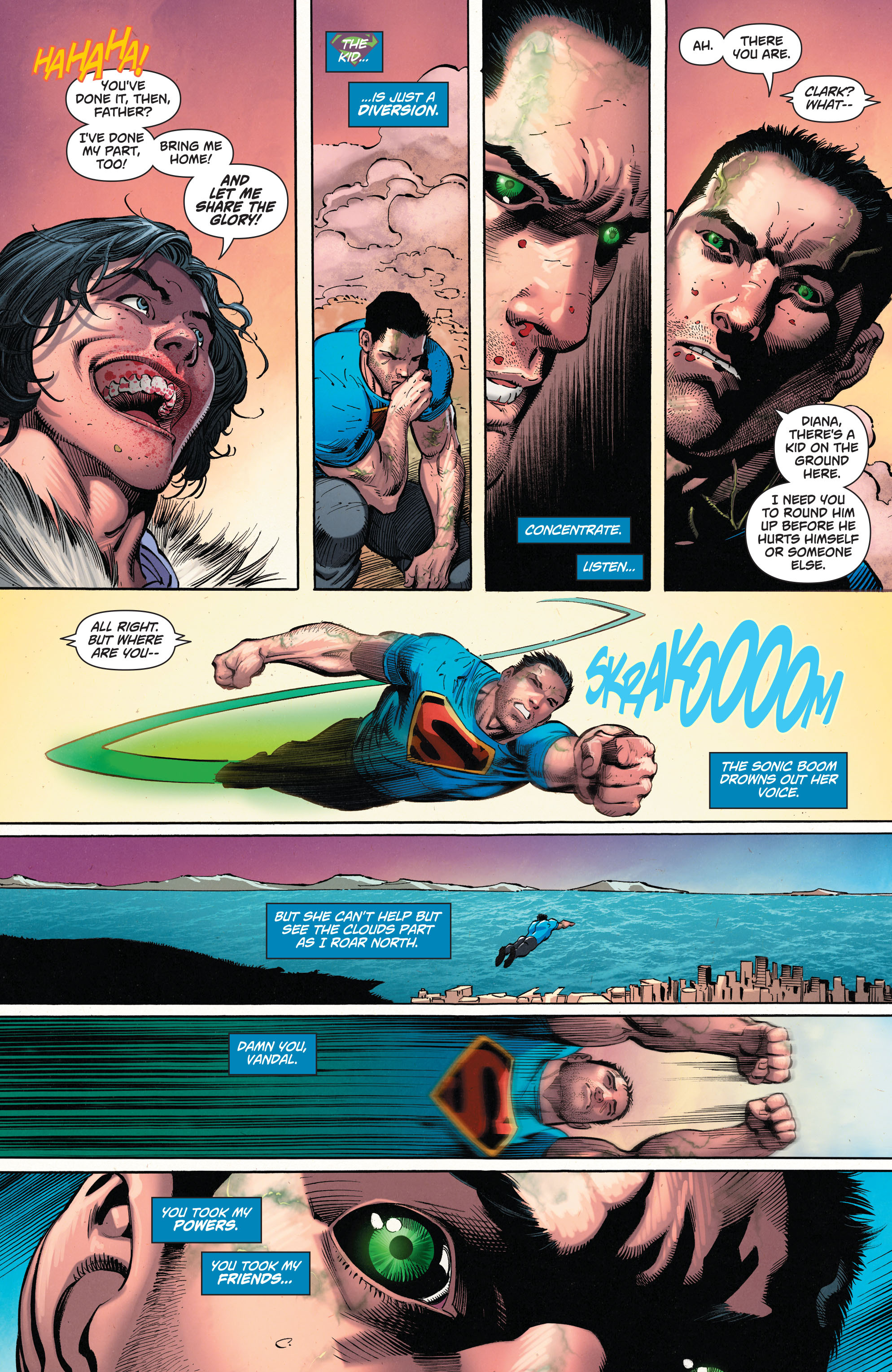 Read online Action Comics (2011) comic -  Issue #49 - 22