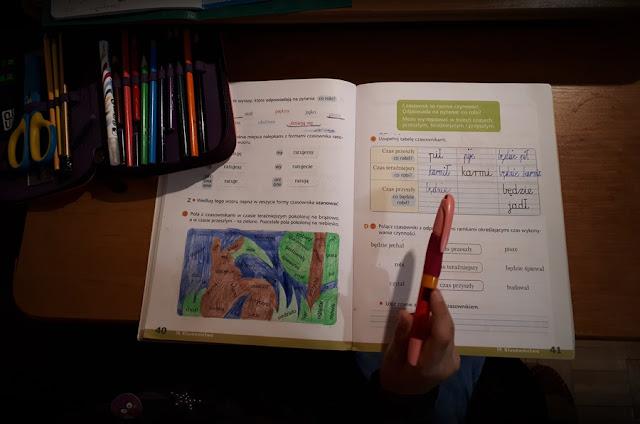 Zadania domowe