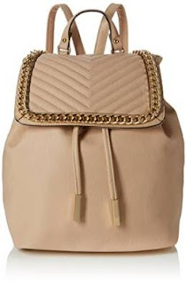 CHEAPEST £23.22 Aldo Womens Rathbun Backpack Handbag,Synthetic, Polyester,Drawstring