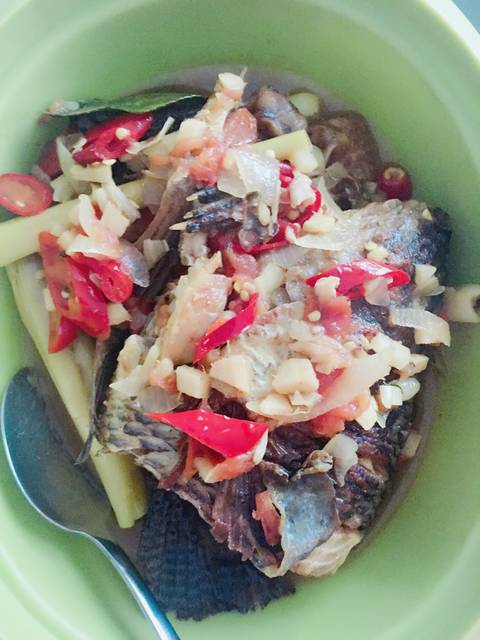Resep pesmol ikan ala rumah makan ciwidey