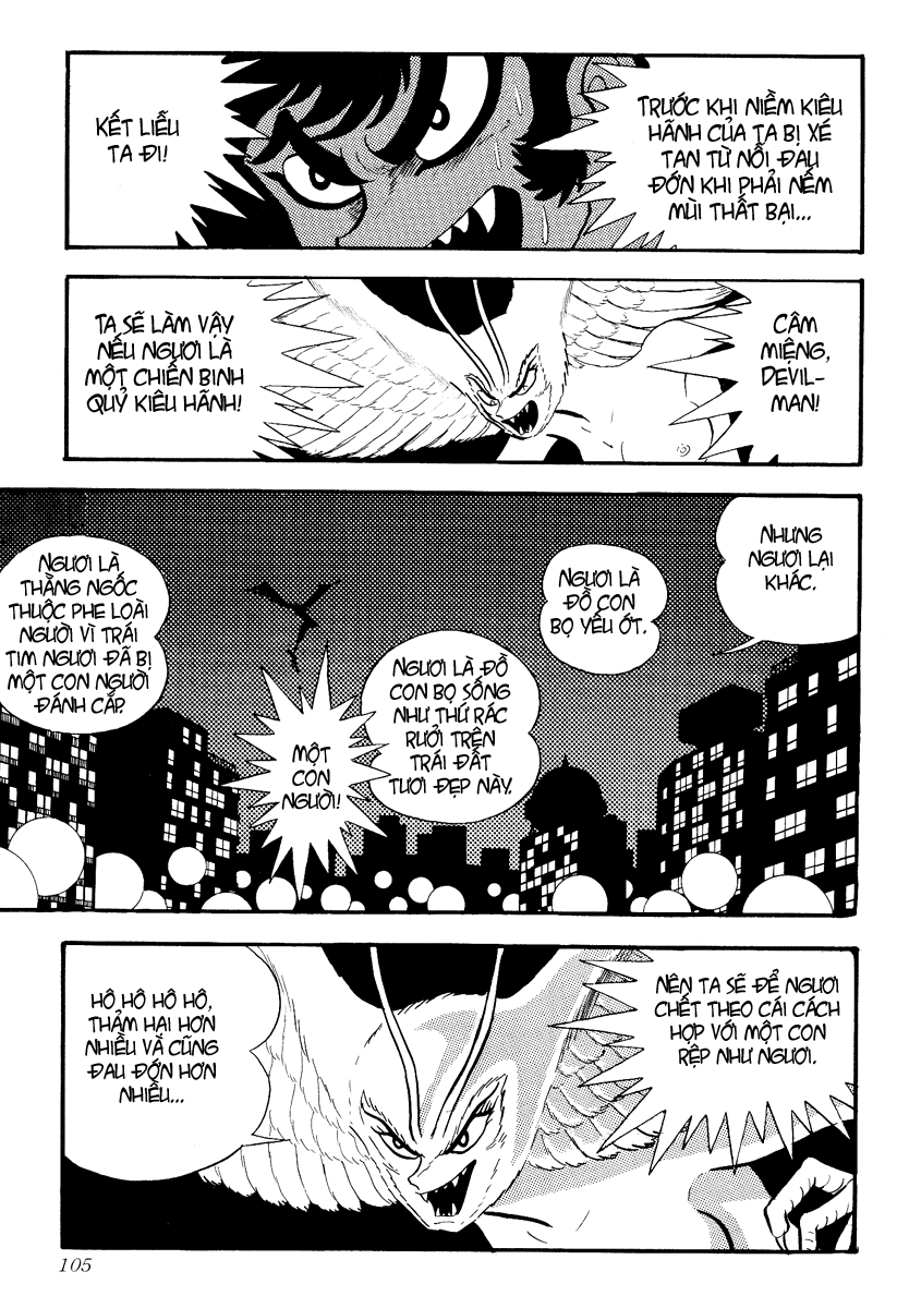 DevilMan chapter 8.1 trang 7