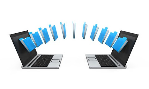 Sharing Data  peer to peer ethernet