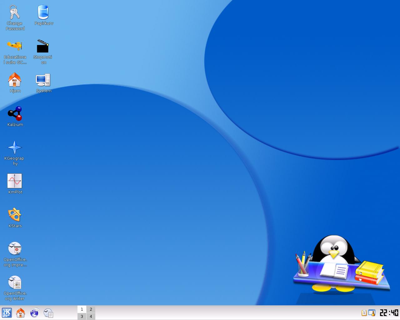 World Of Linux: SkoleLinux 6.0...