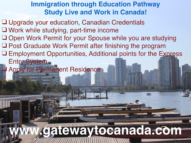 Study in Canada: How to apply?