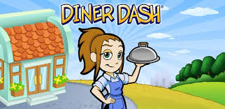 تحميل لعبة Diner Dash مهكرة كاملة للاندرويد مجانا