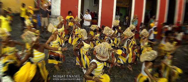 Carnaval Salvador de Bahia, Brazilia