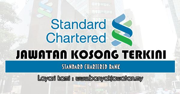 Jawatan Kosong 2019 di Standard Chartered Bank