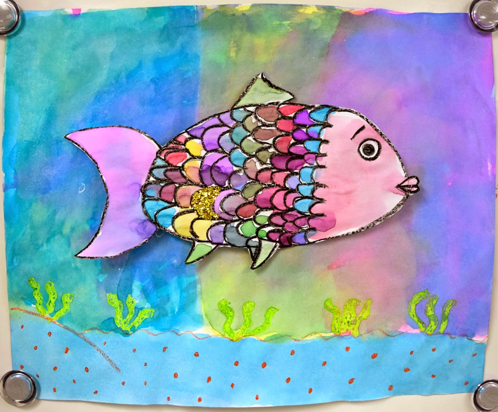 The Rainbow Fish 2 0 1st