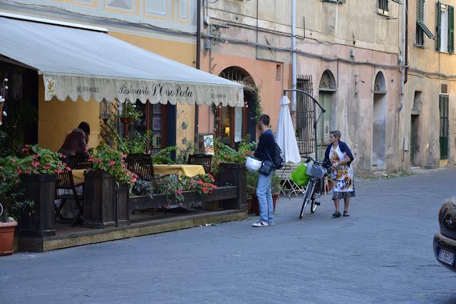finale ligure italia mediterraneo ambiente de leitura carlos romero