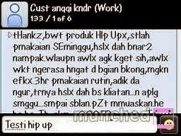 Testimoni Aichun Hip Up Cream