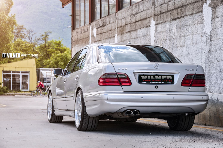 Mercedes-Benz W210 E55 AMG by Vilner | BENZTUNING