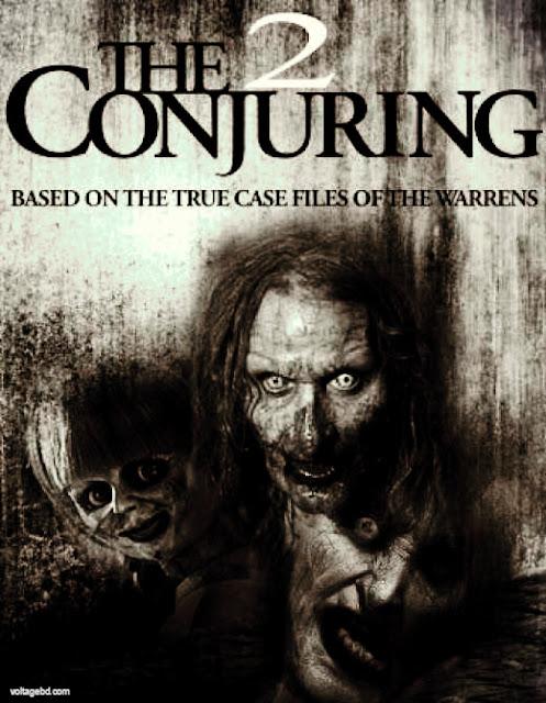 فلم الرعب The Conjuring 2