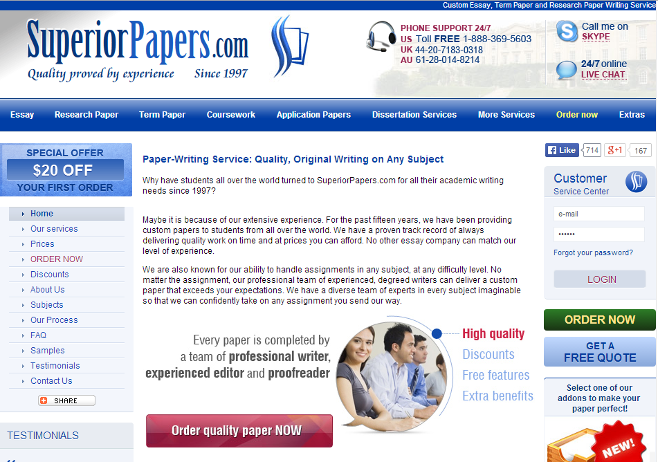 best essay writingssuperiorpapers com essay writing service picture