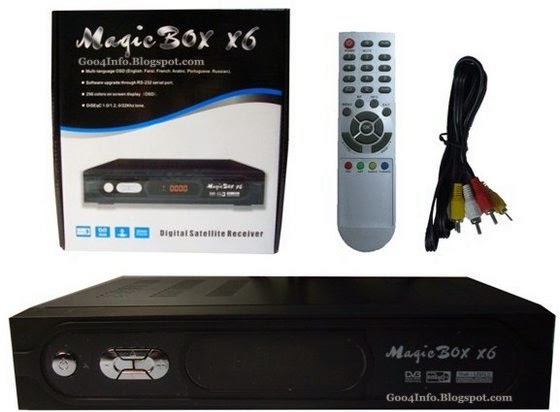 MAGIC BOX ALL HD RECEIVER STB SOFTWARE FREE DOWNLOAD ~ Goo4Info