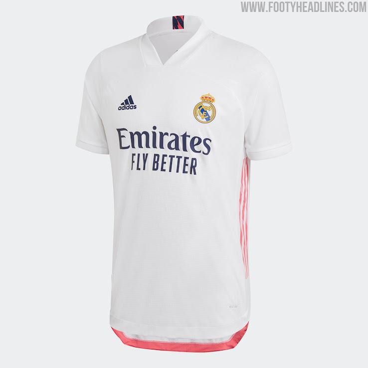 Trikot Von Real Madrid