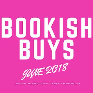 Bookish Buyer June 2018