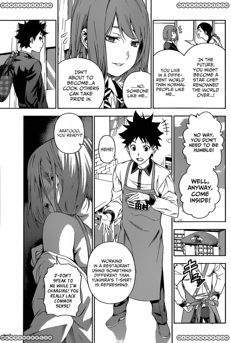 Shokugeki no Soma - Chapter 121