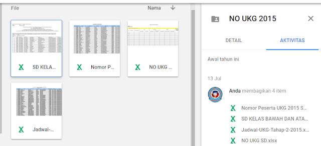 jadwal dan tempat UKG 2015 kabupaten tangerang