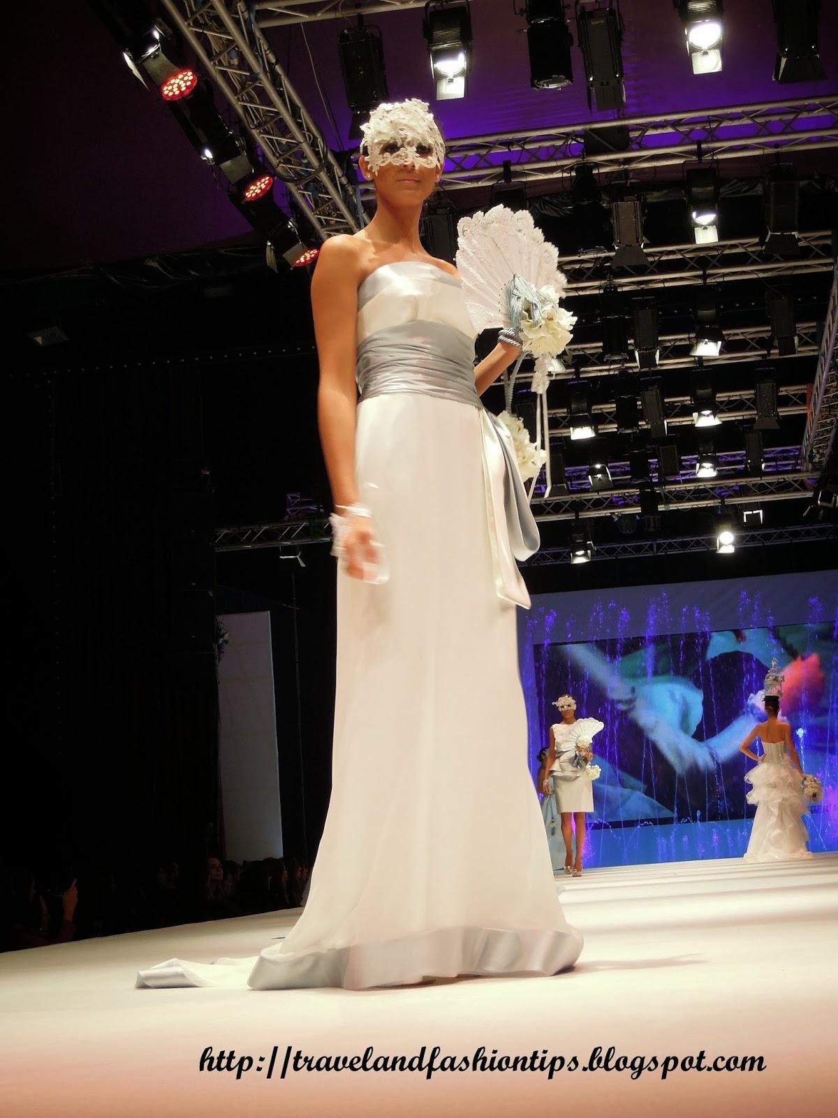 2cbff3cf5975 Sfilata Passaro Sposa - Travel Fashion Tips by Anna Pernice
