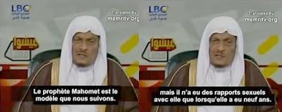 VIDEO - L'islam et la pédophilie: