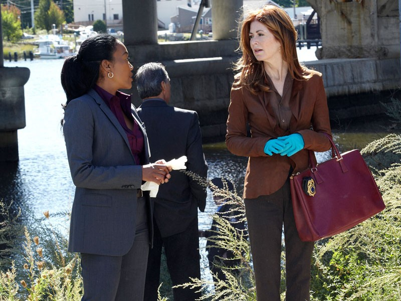 Body of Proof - Season 1 Episode 04: Talking Heads