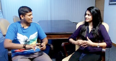 Karuppan's Tanya Ravichandran | Lessons from Vijay Sethupathy, Vivek, Radha Ravi