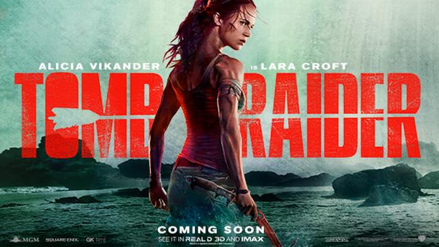 Tomb Raider (Film 2018) Tomb Raider Începutul