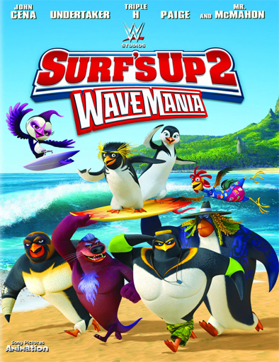 Ver Reyes de las olas 2 (Surf's Up 2: WaveMania) (2017) Online