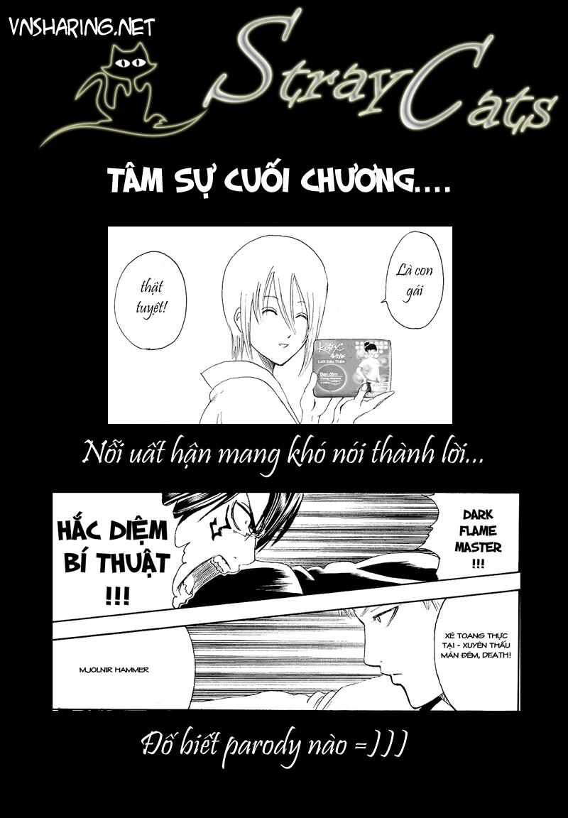 Gintama Chap 287 page 21 - Truyentranhaz.net