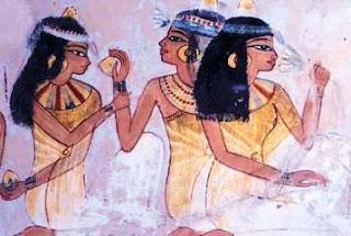 storia cosmetico egitto
