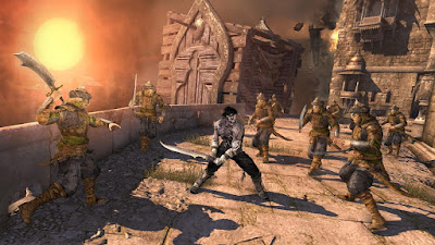 Download Game Prince of Persia The Forgotten Sands PC