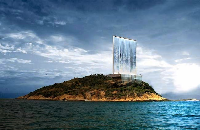The Rio Solar City Tower for Rio Olympic Games 2016 That Never Got Built