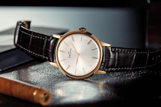 Zenith Elite 6150 Mechanical Automatic Watch
