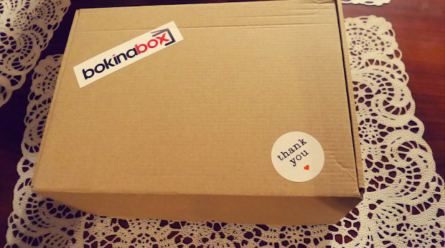 BOKINABOX - unboxing :)