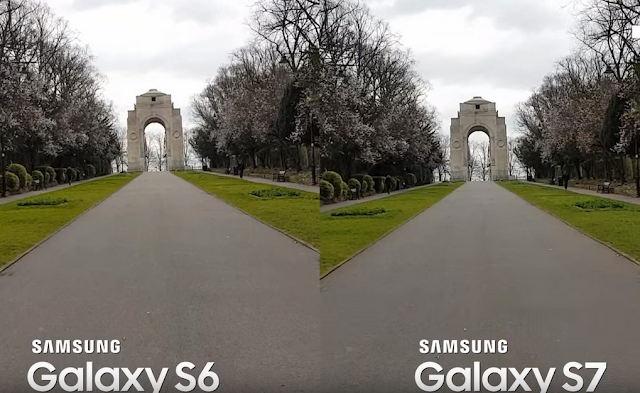 Perbedaan Antara Samsung Galaxy S7 Dengan Samsung Galaxy S6