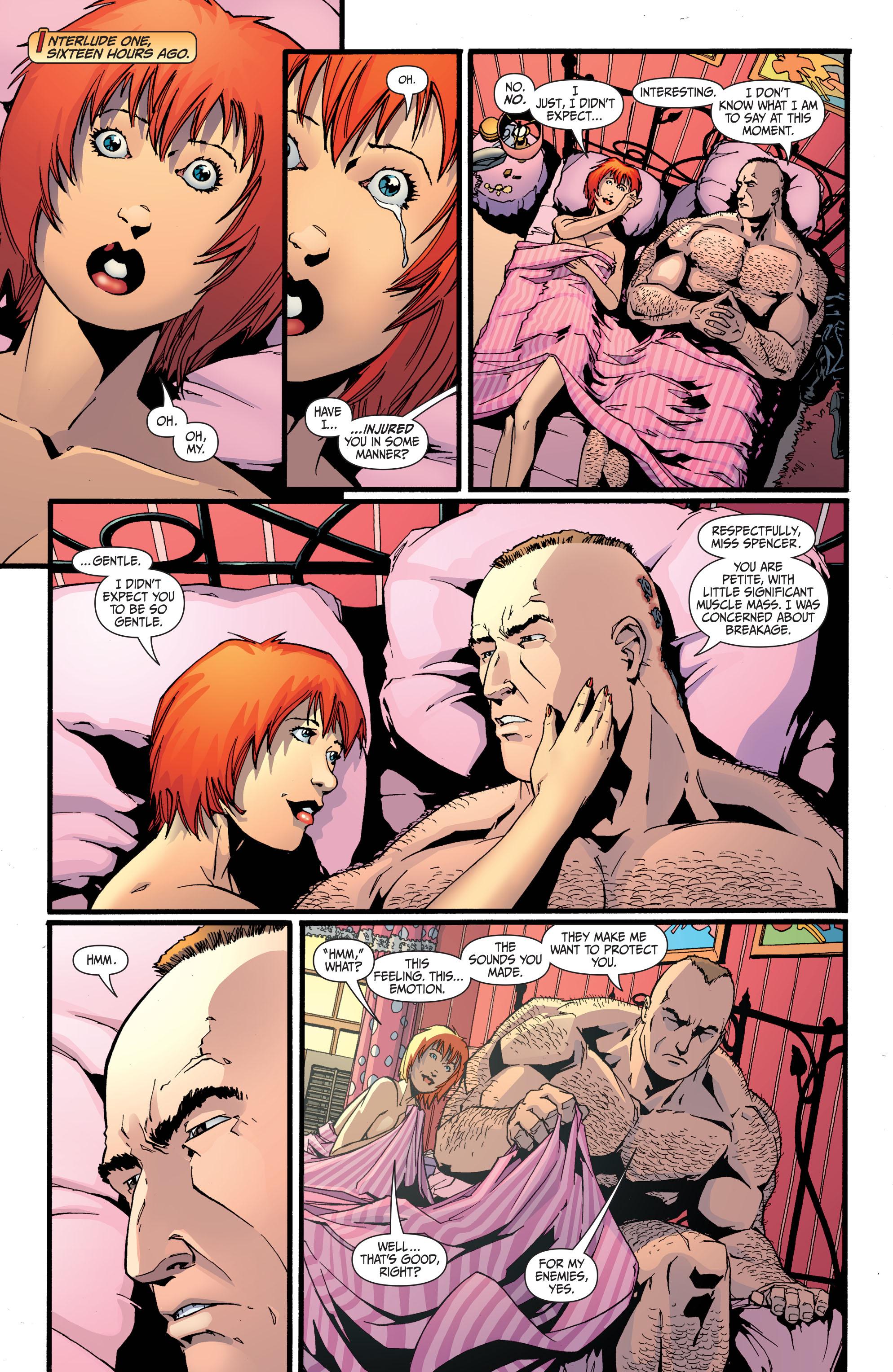 Read online Secret Six (2008) comic -  Issue #36 - 2